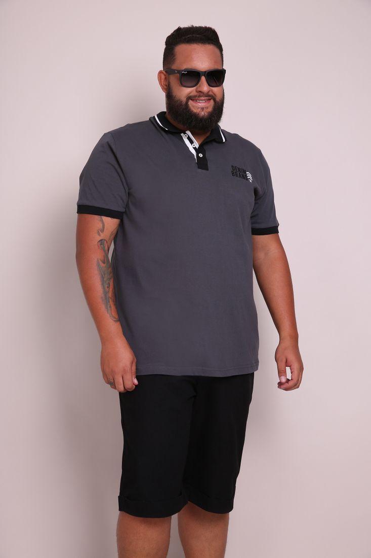 Camiseta-polo-plus-size