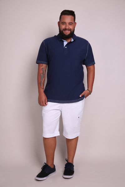 Camiseta-polo-plus-size