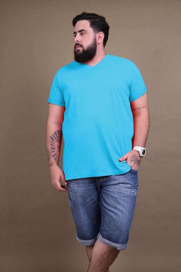 Camiseta-plus-size
