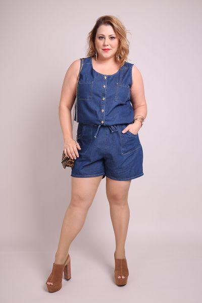 Macaquinho-jeans