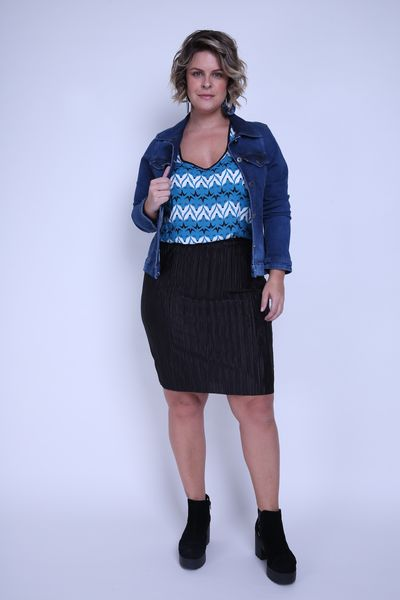 Regata-estampada-raposa-plus-size