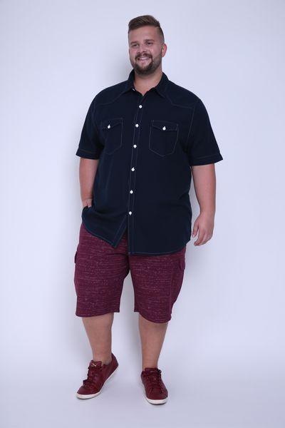 Camisa-masculina-plus-size
