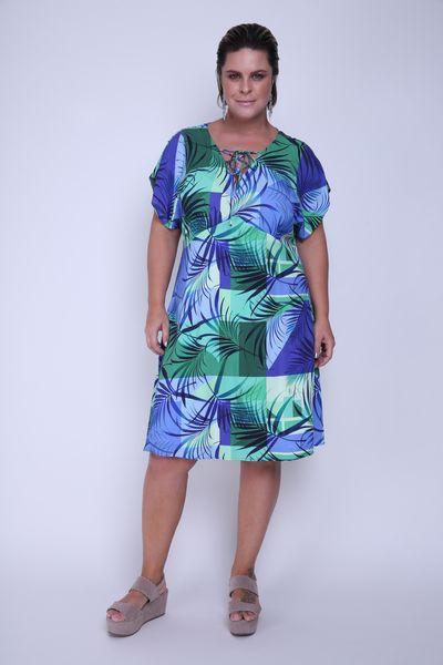 Vestido-floral-plus-size