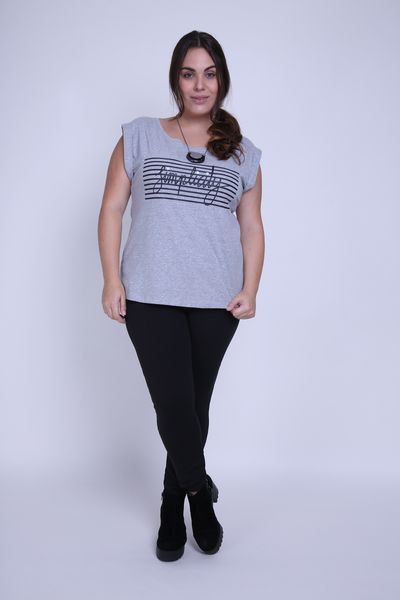 T-shirt-mescla-plus-size