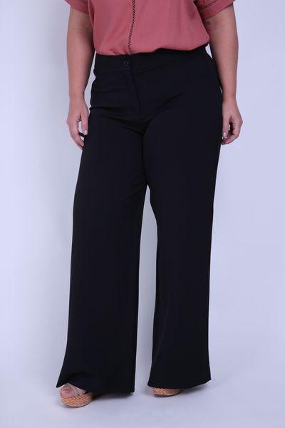 Pantalona-de-crepe-plus-size
