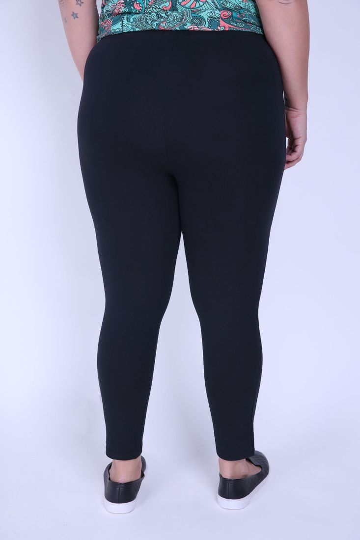 Legging-cotton-plus-size
