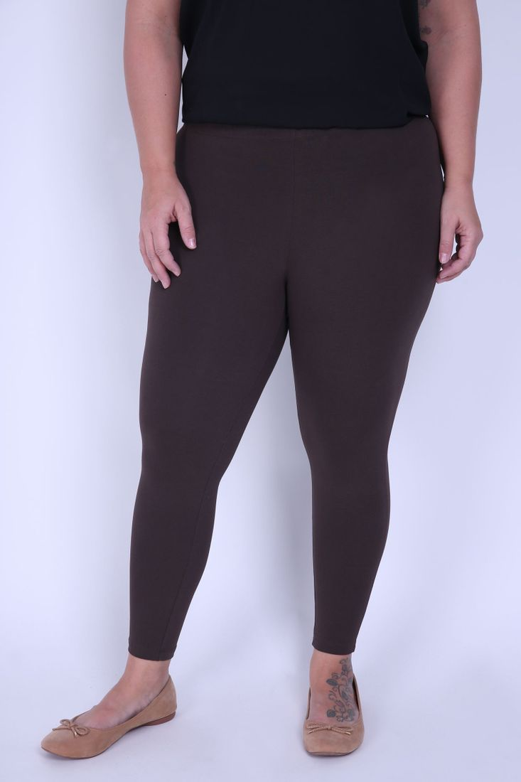 Legging-cotton-plus-size