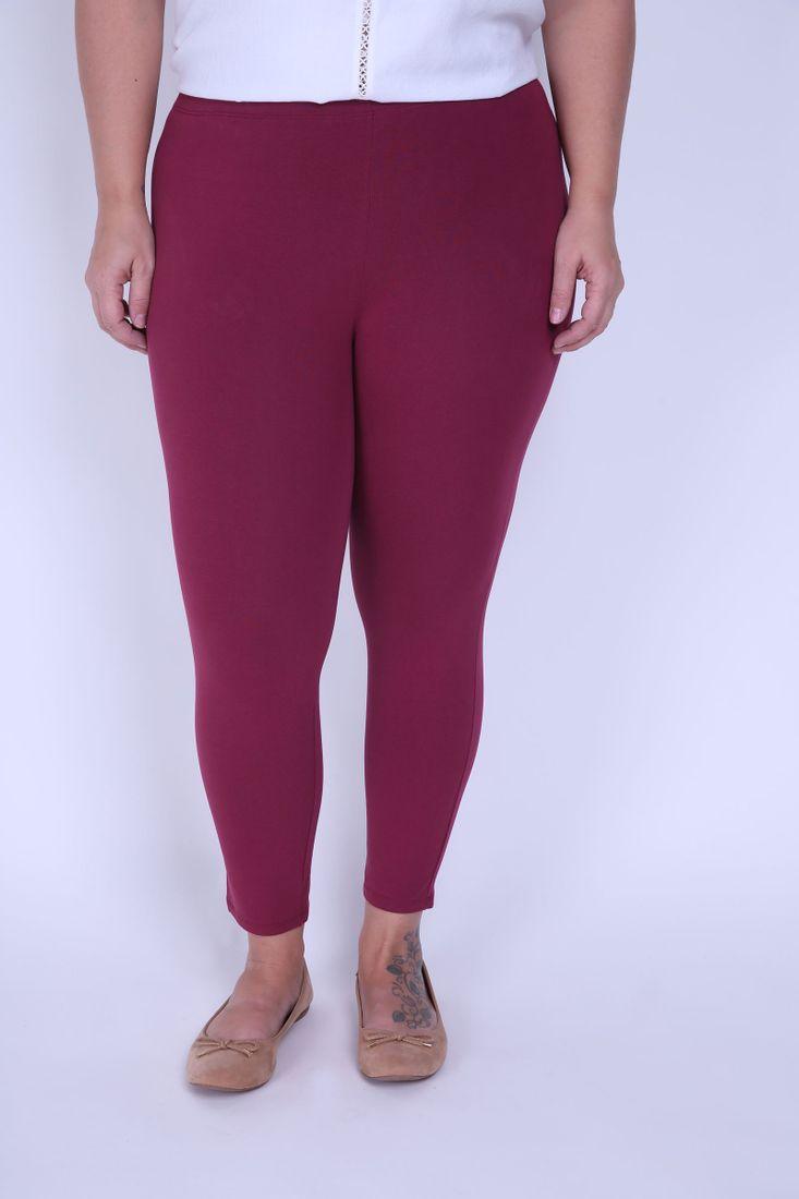 f6635212d Legging cotton plus size - Kaue Plus Size