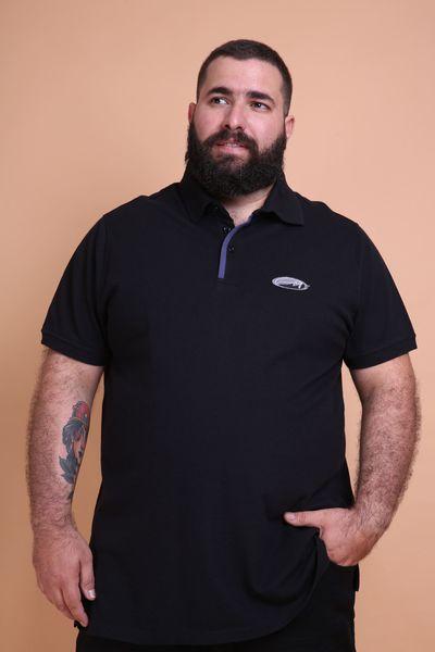 Polo-patch-kaue-plus-size