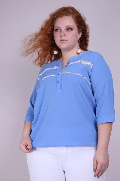 Camisa-crepe-com-renda-plus-size