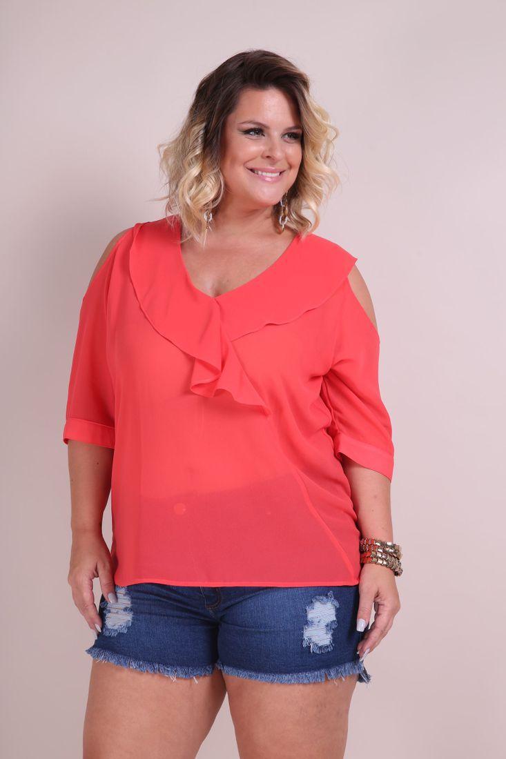 Camisa-hi-twist-plus-size