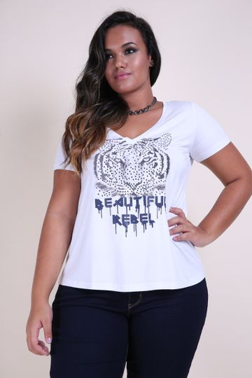 T-shirt-beautiful-plus-size