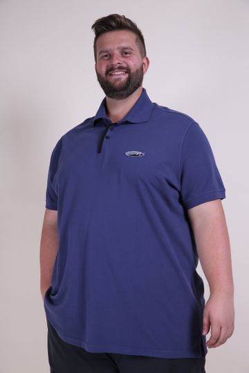 Polo-patch-kaue-plus-size