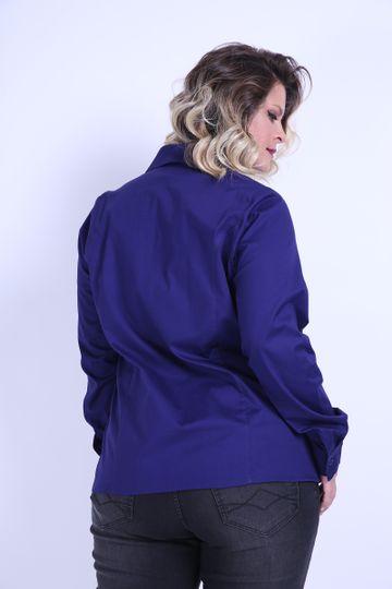 Camisa-plus-size-tricoline