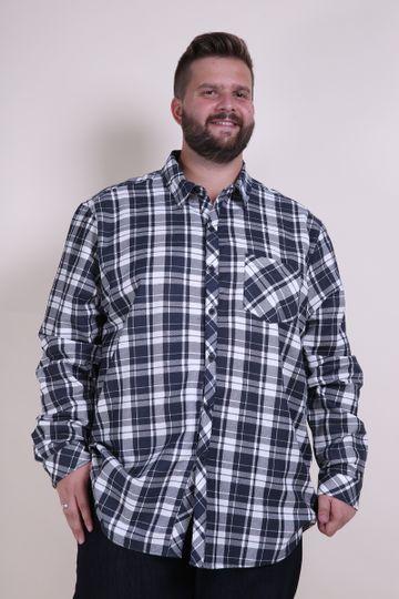 Camisa-flanela-plus-size