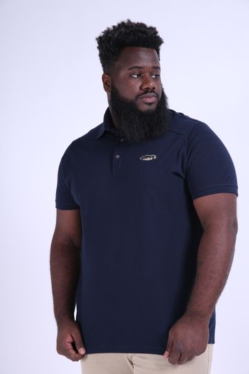 Polo-plus-size-piquet-kaue