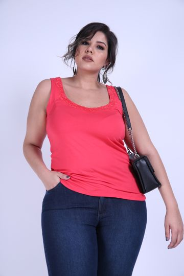 Regata-com-renda-plus-size
