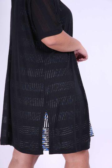 Cardigan-tricot-plus-size