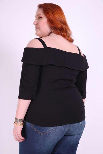 Camisa-linho-plus-size