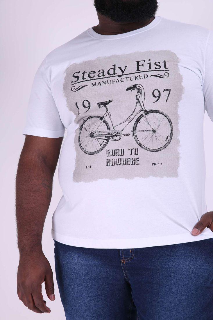 Camiseta-estampa-bicicleta-plus-size