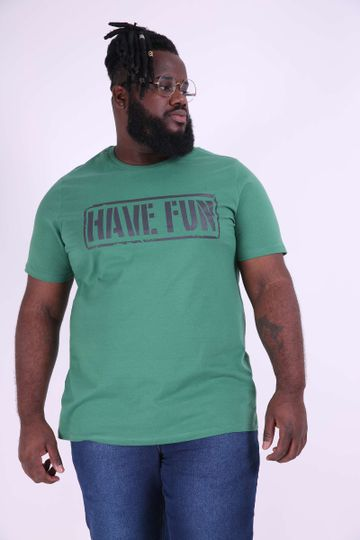 Camiseta-have-fun-plus-size