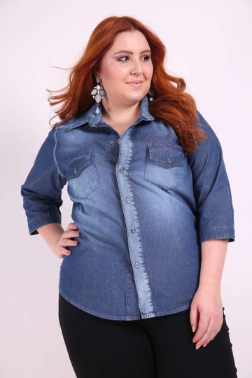 Camisa-jeans-manga----plus-size