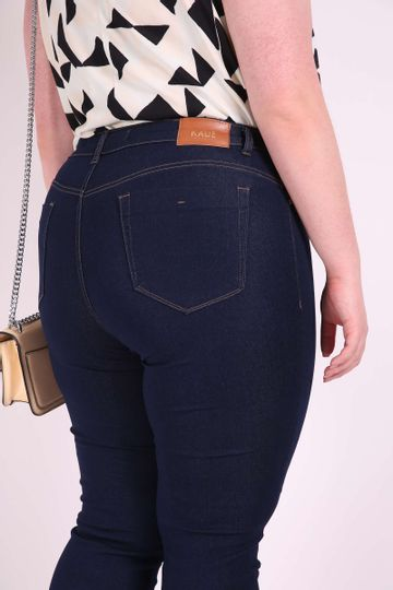 Flare-jeans-blue-plus-size