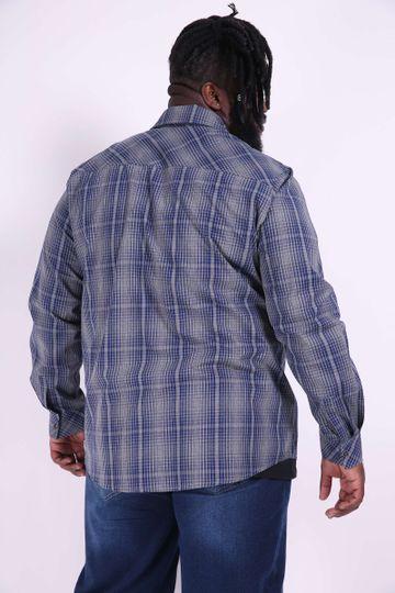 Camisa-manga-longa-xadrez-plus-size