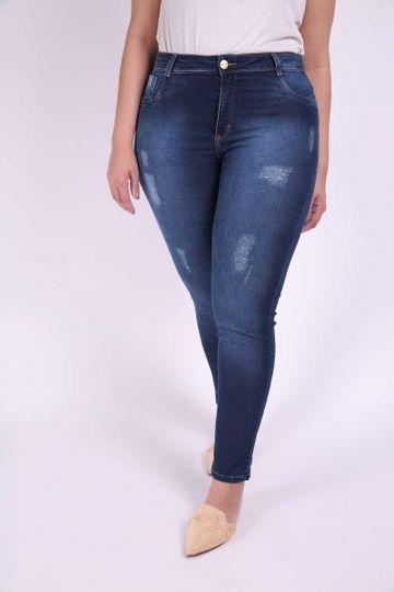 d96b4a9b3b Feminino - Calças - Calça jeans 52 – Kaue Plus Size