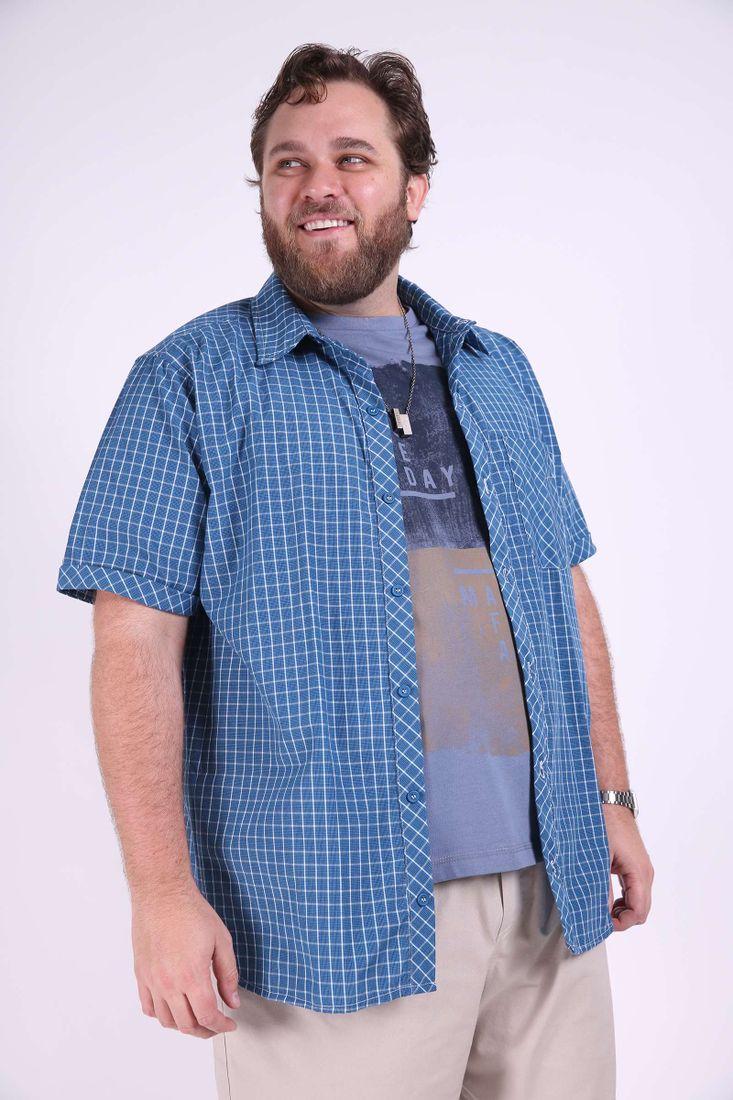 Camisa--xadrez-plus-size