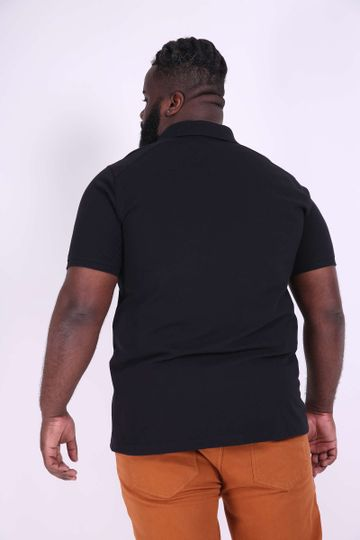 Polo-masculina-piquet-plus-size