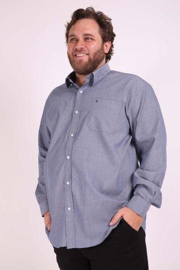 Camisa-tricoline-maquinetada-manga-longa--plus-size