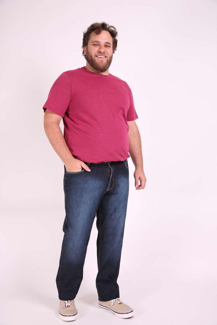 Skinny-blue-jeans-confort-plus-size