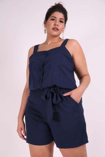 3019e08ad Macacão Feminino Plus Size | Moda Feminina Plus Size | Kauê Plus Size