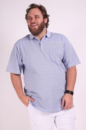 Polo-listrada-com-bolso-plus-size