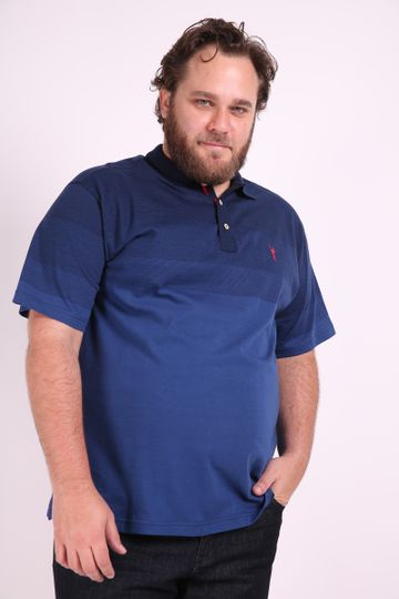 Polo-com-listras-degrade-plus-size