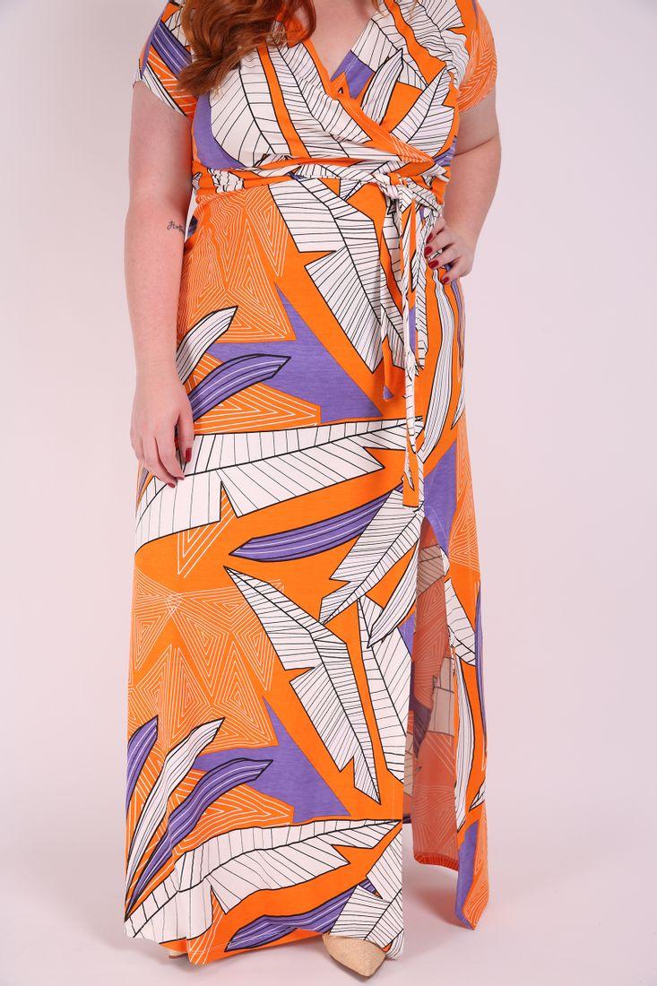 Vestido-longo-fenda-plus-size