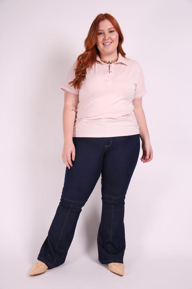 Blusa-polo-feminina-plus-size