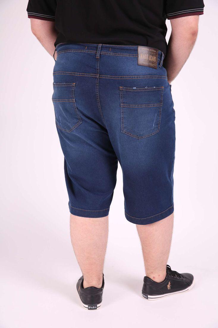 Bermuda-jeans-confort-plus-size