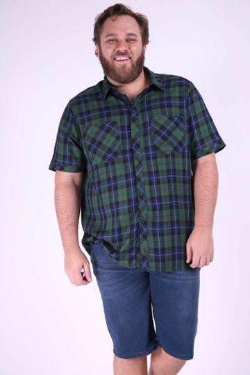 61b2a6e9960e61 Camisa Plus Size Masculina | Camisa Masculina | Kauê Plus Size