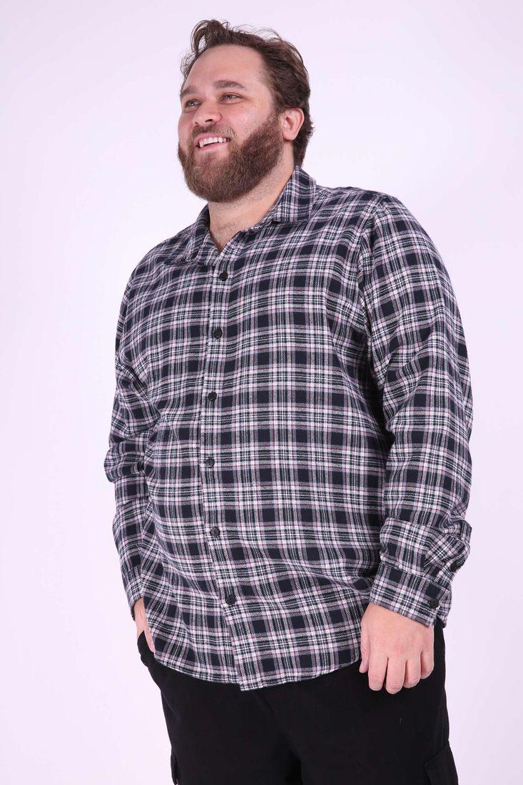 6be3e713e4 ... Camisa-Xadrez-Flanela-Plus-Size 0026 1 ...