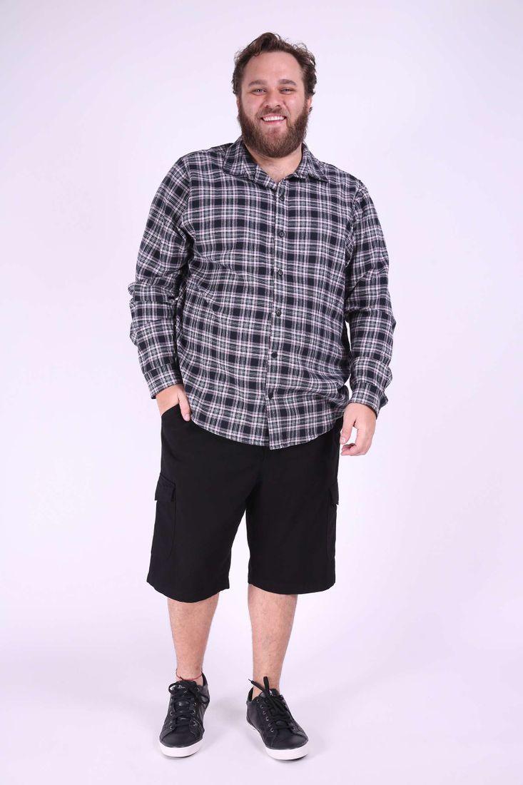 5f6dfcfa94 Camisa-Xadrez-Flanela-Plus-Size 0026 1 ...