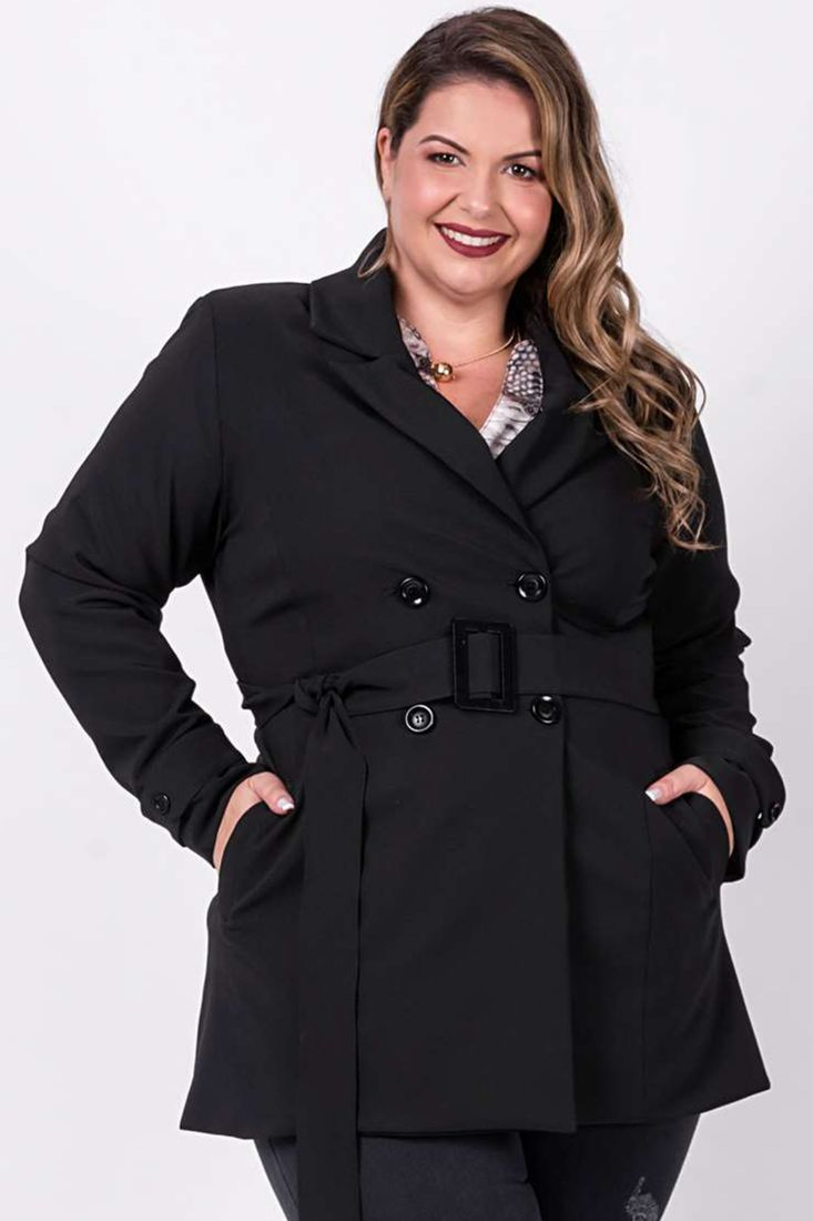Trench-coat-liso-plus-size