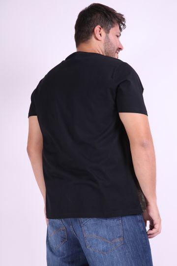 Camiseta-recortes-estampa-floral-plus-size