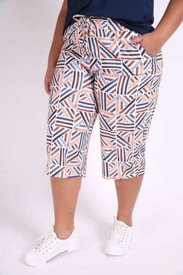 Pantacourt-estampa-geometrica-plus-size