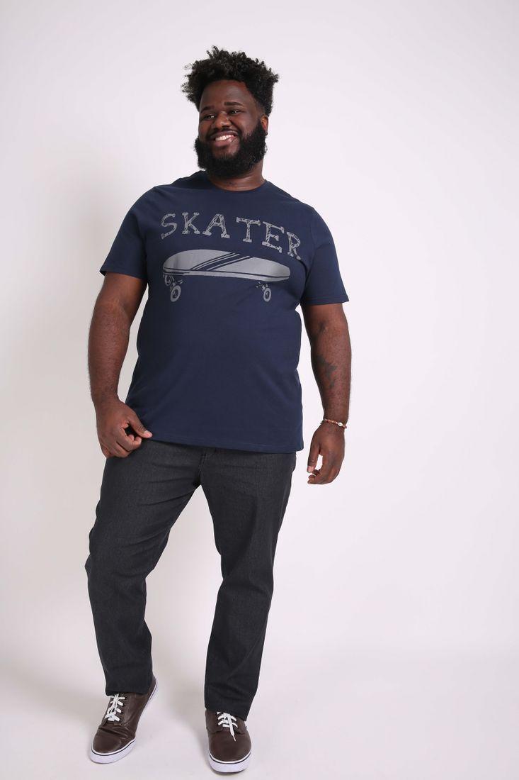 Camiseta-estampa-skater-plus-size