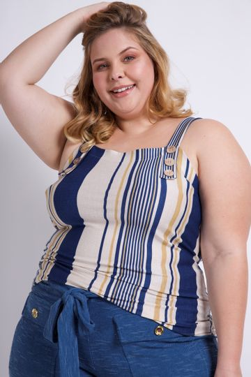 Regata-feminina-alca-larga-botoes-plus-size