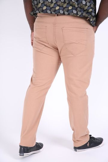 Calca-sarja-skinny-confort-color-plus-size