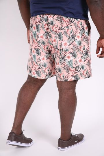 Short-tactel-estampado-plus-size