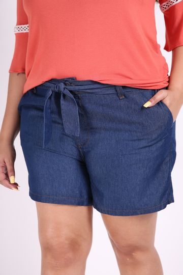 Short-jeans-com-amarracao-plus-size